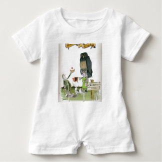 love yorkshire obedience class baby romper