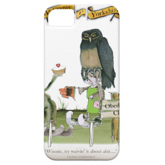 love yorkshire obedience class iPhone 5 case