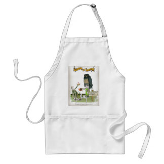 love yorkshire obedience class standard apron