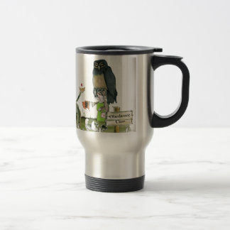 love yorkshire obedience class travel mug
