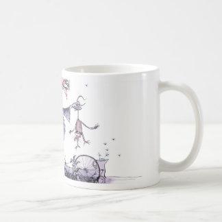 love yorkshire ol' ma ferret coffee mug
