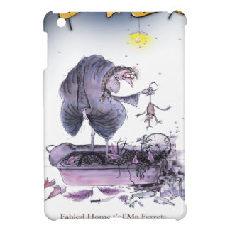 love yorkshire ol' ma ferret cover for the iPad mini
