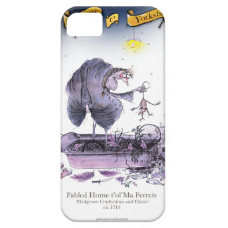 love yorkshire ol' ma ferret iPhone 5 cases