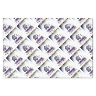 love yorkshire ol' ma ferret tissue paper