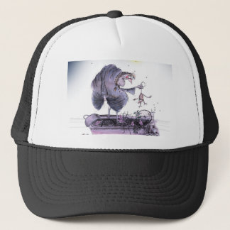love yorkshire ol' ma ferret trucker hat
