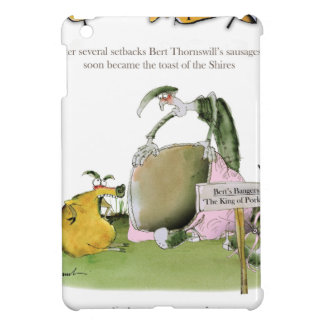 love yorkshire sausage maker cover for the iPad mini