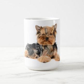 Love Yorkshire Terrier Puppy Dog  - Yorkie Coffee Mug