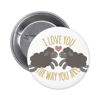 Love You 2 Inch Round Button