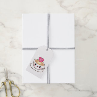 Love You A Latte EMoji Gift Tags
