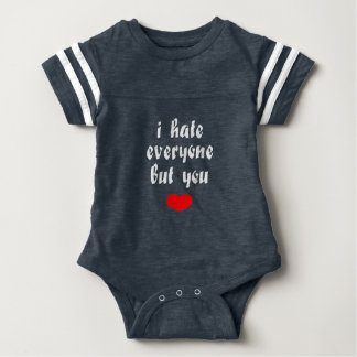 Love you baby bodysuit