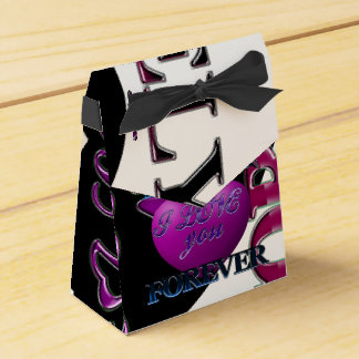 LOVE YOU - BY KALLISTAMOON WEDDING FAVOR BOXES