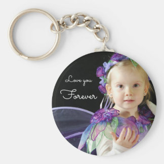 Love you Forever | upload your photo add name Keychain