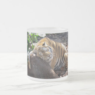 Love You Like A Rock - Bengal Tiger - Mug
