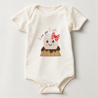 Love You Smore Baby Bodysuit