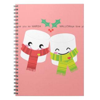 love you so MARSH. MALLOWays love you. Notebooks
