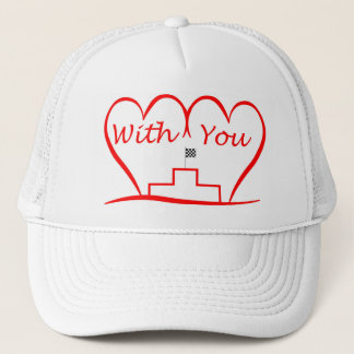 Love You, successfully with you together Trucker Hat