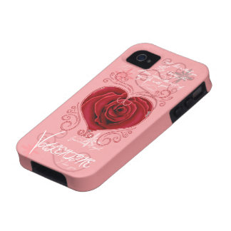 Love you Valentine ~for her~ iphone 4 case