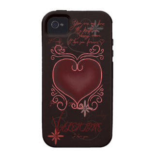 Love you Valentine ~for him~ iphone 4 case