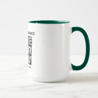 """Love Your Body"" mug"