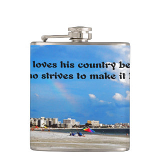 Love your country flasks