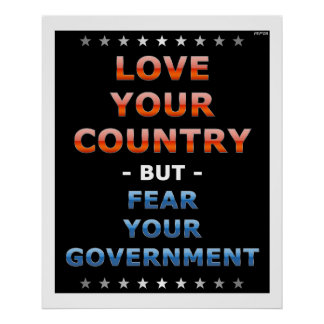 Love Your Country Poster