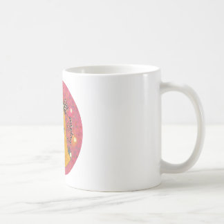 Love your life everyday classic white coffee mug