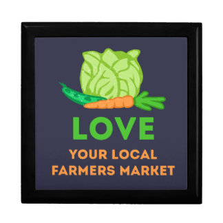 Love Your Local Farmers Market Gift Box