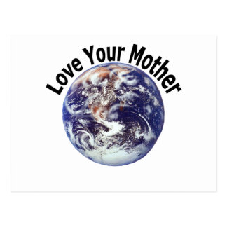 Love Your Mother (1) Postcard