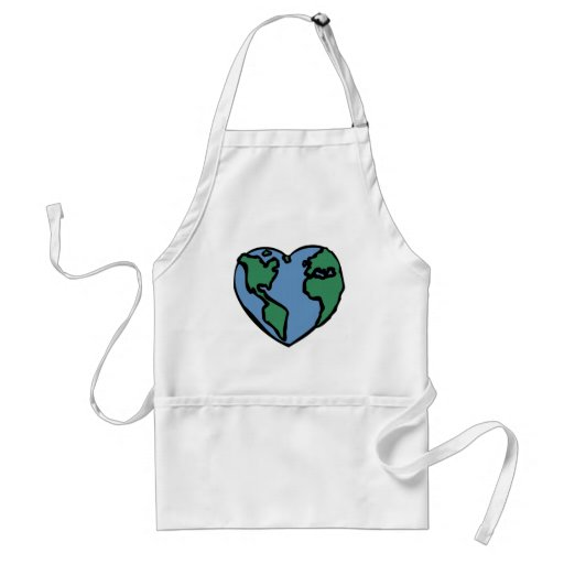 Love your Mother. Aprons