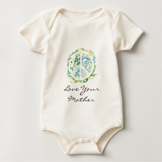 Love Your Mother Baby Bodysuit