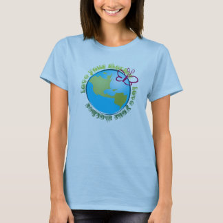 love your mother earth organic T T-Shirt