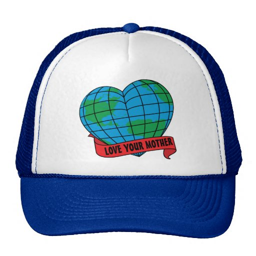 Love Your Mother Mesh Hat