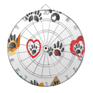 Love Your Pet Day - Appreciation Day Dartboard