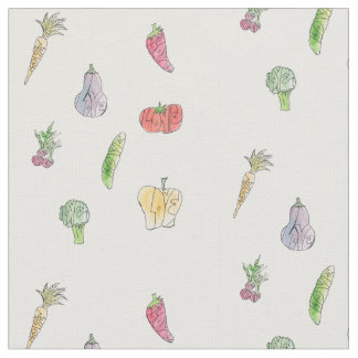 love your veggies? Why not wear em? Fabric