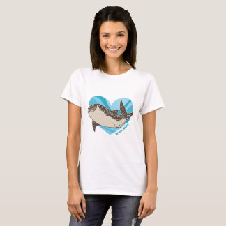 Love your Whale sharks T-Shirt