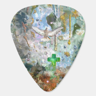 Love your World Guitar Pick