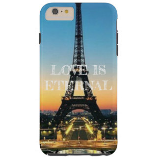 LOVE YOURSELF TOUGH iPhone 6 PLUS CASE