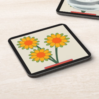 Loveable Sunflowers Coaster