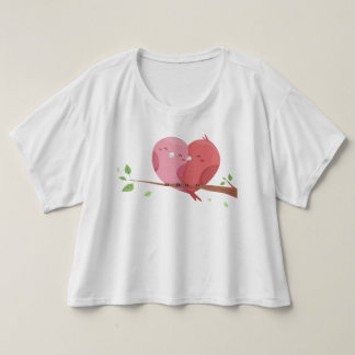 lovebird couple t-shirts