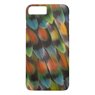 Lovebird Feather Pattern Case-Mate iPhone Case