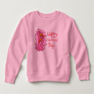 Lovebirds and hearts valentine day shirt