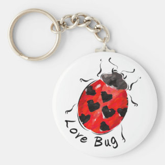 LoveBug Keychain