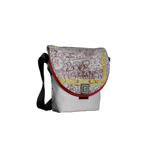 LOVECOMMONS bag Messenger Bag