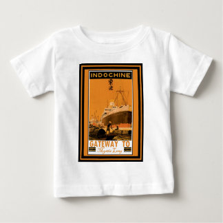Lovecraft Cruise Lines: Mystic Leng Baby T-Shirt