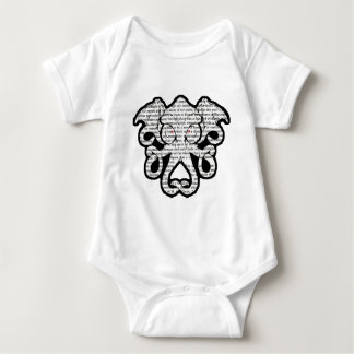 Lovecraft Cthulhu Baby Bodysuit