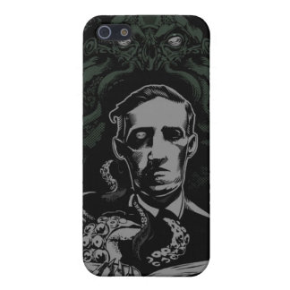Lovecraft Cthulhu iPhone 5 Cover