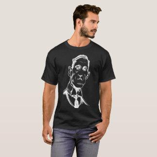 Lovecraft Portrait - Lovecraft tee shirt t-shirt