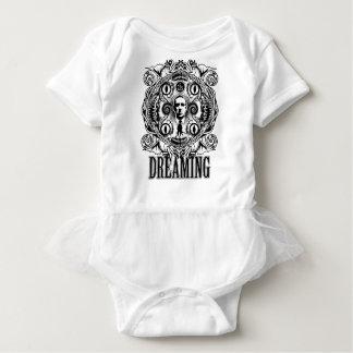 Lovecraftian Dreams Baby Bodysuit