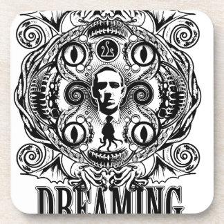 Lovecraftian Dreams Beverage Coasters