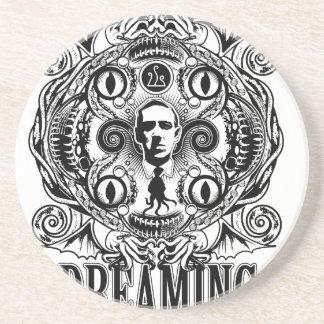 Lovecraftian Dreams Drink Coasters